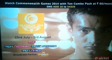 watch commonwealth games at 60 | Dreamdth | Scoop.it