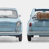 The Vespa 400 Microcar | Vespa Stories | Scoop.it