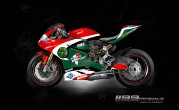 Moto Rapido reveals its Ducati for 2012 | BSB News | Crash.Net | Ductalk | Scoop.it