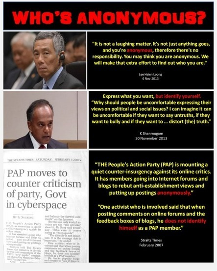 A (dangerously) confused PAP Government | Local politicians | Scoop.it