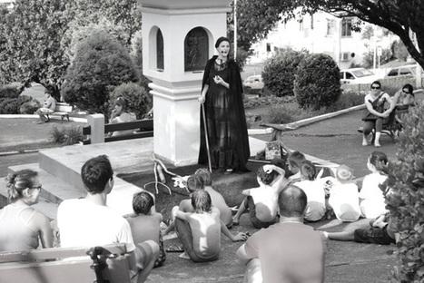 20 DE MARÇO – Dia Internacional dos Narradores de Histórias | Arte de cor | Scoop.it