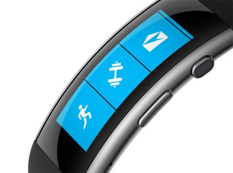 Tout sur le Microsoft Band 2 | Geeks | Scoop.it