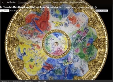 Visite virtuelle haute définition de l'Opéra Garnier | Nos Racines | Scoop.it