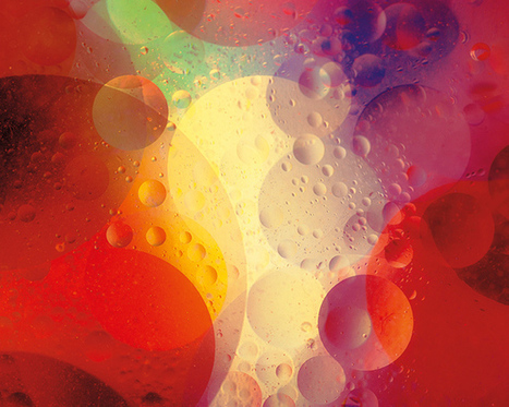 Abstract photo ideas: get creative with oil and water   Digital Camera World   Excell Inspiring Images   Scoop.it
