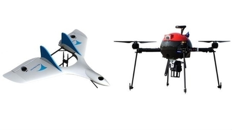 Así vuelan los dos primeros drones de Sony   Managing Technology and Talent for Learning & Innovation   Scoop.it