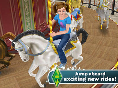 Step Right Up! The Sims FreePlay Welcomes The Carnival For Your ... | fun | Scoop.it