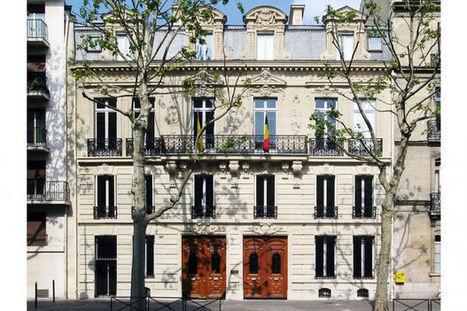 Le siège prestigieux de la délégation Wallonie-Bruxelles à Paris ne sera pas vendu   Belgian real estate and retail sectors   Scoop.it