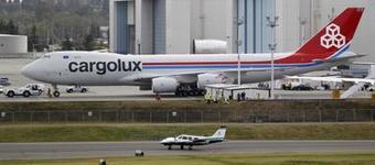 Boeing trims 747-8 production as sales sag - The Spokesman Review   Boeing   Scoop.it
