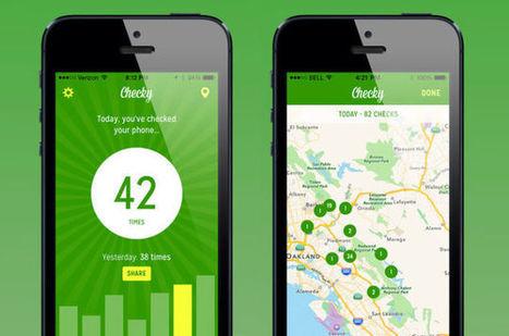 ¿Cuántas veces consultas al día el móvil? Esta aplicación te lo dice | informática eso | Scoop.it