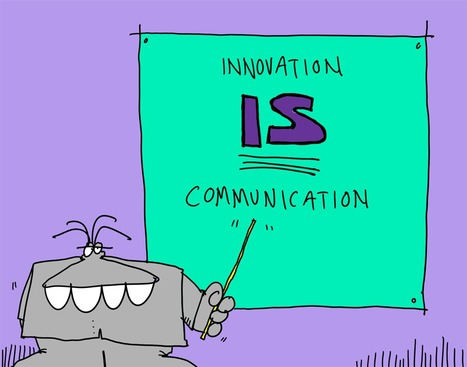 What kills most innovation isn't a lack of ideas, it's a lack of relationships - Value innovation consulting for enterprises and startups | Game-Changer | Scoop.it
