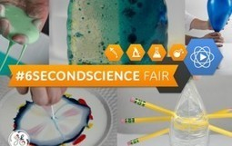 Popular Science: #6SecondScience Fair Gets 4-Minute Video Treatment | GE Reports | canadian navy new ships | Scoop.it