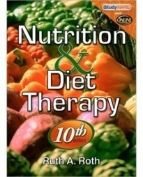 Test Bank For » Test Bank for Nutrition & Diet Therapy, 10th Edition: Ruth A. Roth Download | Test Bank for Nursing and Health Professions | Scoop.it