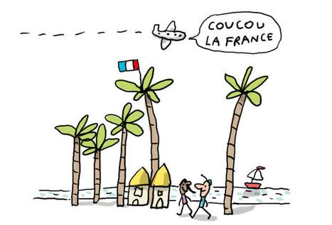 C'est quoi, les DOM-TOM ? - 1jour1actu.com - L'actualité à hauteur d'enfants ! | Français Langue étrangère | Scoop.it