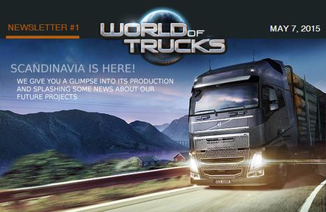 World of Trucks Newsletter #1 | Transport & Logistics | Scoop.it