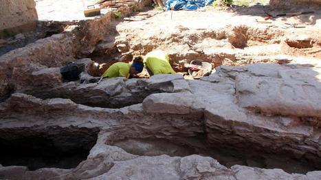 Localizan en Camps (Barcelona) los restos de un edificio funerario del siglo IV   LVDVS CHIRONIS 3.0   Scoop.it