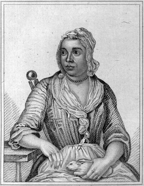 Mary Toft and Her Extraordinary Delivery of Rabbits | The Public Domain Review | Special Collections Librarianship | Scoop.it