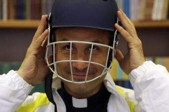 Vatican fields cricket club as sport, faith merge - The Mercury   Sports Organizational Culture   Scoop.it
