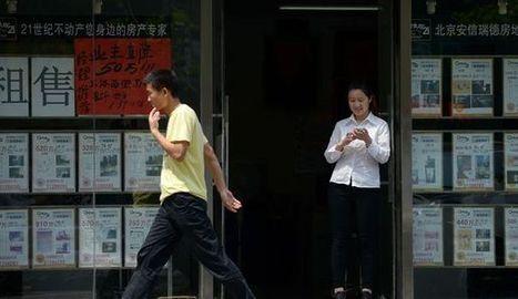 En Chine, l'essoufflement de l'immobilier inquiète - L'Express | Digital Marketing | Scoop.it