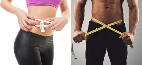 Perdre du Poids Vs Perdre de la graisse - Quelle différence? | Pour une vie saine | Scoop.it