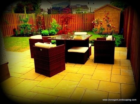 Landscaping: Back Garden. Knocklyon, Dublin | landscaping dublin | Scoop.it