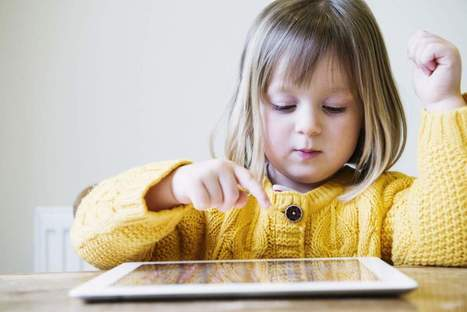 Kindergarteners Who Share iPads May Perform Better: Study | Critical Literacy | Scoop.it