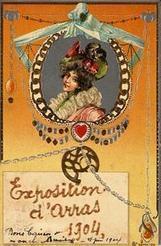 L'Exposition du Nord de la France. Arras, 1904 - Archives du Pas-de-Calais (CG62) | Auprès de nos Racines - Généalogie | Scoop.it