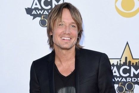 Keith Urban Shares the Unlikely Way He Chose 'John Cougar, John Deere, John 3:16' | Country Music Today | Scoop.it