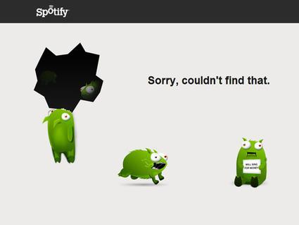 "C'era una volta l'errore 404 | La risposta ""quasi"" creativa dei social network | social media - info utili | Scoop.it"