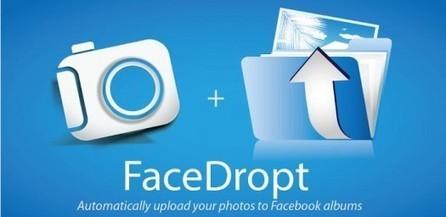 Envoyer ses photos Android automatiquement dans un album Facebook, FaceDropt | Ballajack | Ma boîte à outils | Scoop.it