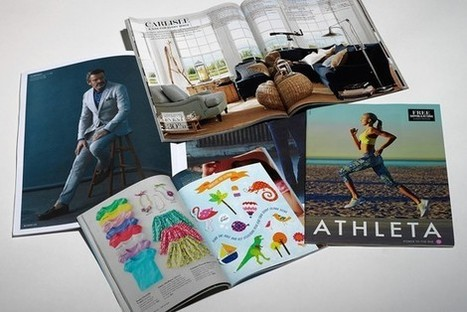 Back to the future: 12B printed catalogs in 2013 and in-store showrooming via @EHolmesWSJ @wsj | Digital Transformation of Businesses | Scoop.it