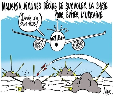 Malaise Airlines | Baie d'humour | Scoop.it