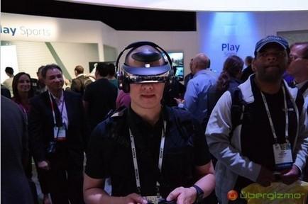 iPodder Blog » Virtual Reality Game Tech Enters 2014 | Tecnologías de Información y Comunicación, desde el punto de vista de Jacqueline Mejia Luna | Scoop.it