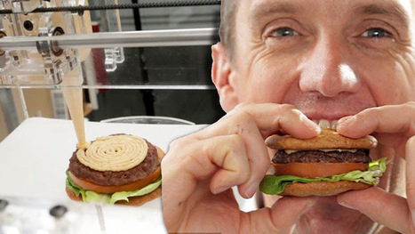 The 2 Food 3D Printers you Absolutely Need in your Kitchen | educació i tecnologia | Scoop.it