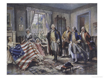 Enter to win a Betsy Ross American Flag! | American History Fun Facts | Scoop.it