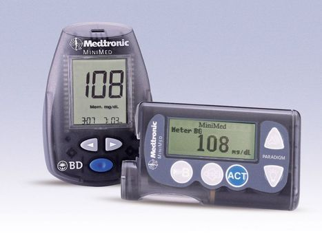 Regulators recall a Medtronic product over insulin worries | diabetes and more | Scoop.it
