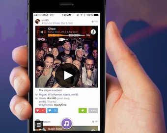 Snippit Launches An App To Add (Brief) Soundtracks To Your Photos | TechCrunch | Small Business | Scoop.it