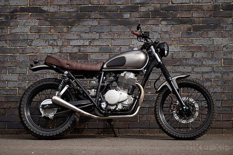 Honda CL400 by Urban Rider | Cafe Racers | Scoop.it