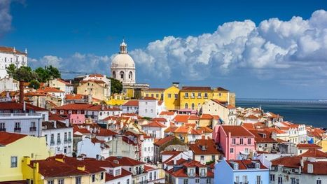 Lisbon one of the stunning cities you need to see in your lifetime! | Travel 2 Lisbon | Scoop.it