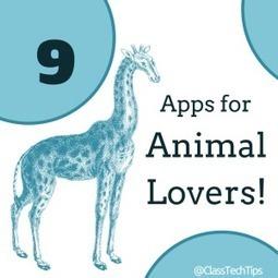 9 EduApps for Animal Lovers - @ClassTechTips | iPads in Education | Scoop.it