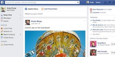 Facebook : votre fil d'actualité va changer | BtoCommunication | Scoop.it