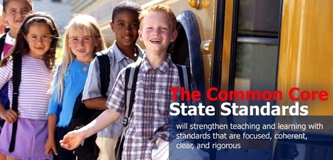 TN Core | Education in Tennessee | College and Career-Ready Standards for School Leaders | Scoop.it