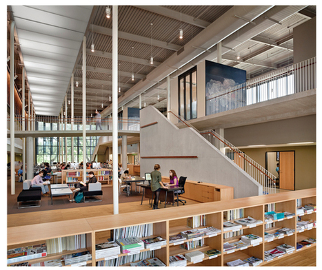 Work/Space | Library by Design, Spring 2016 | Kirjastorakennukset | Scoop.it
