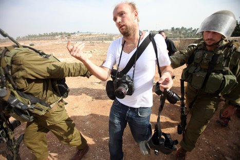 Israel Discourages Journalists From Visiting West Bank | Global politics | Scoop.it