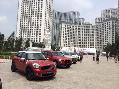 Khai mạc Triển lãm BMW World Xpo tại Royal City | chung cu times city | Scoop.it