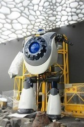 Expo 2012 Robotics Pavilion | TechZilla | The Robot Times | Scoop.it