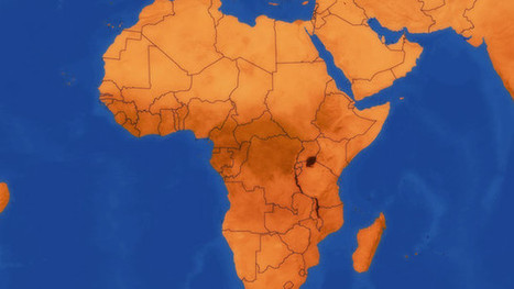 Feces-Clogged Shore Shows Africa Infrastructure Failings | Sustain Our Earth | Scoop.it