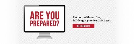 Free Sample GMAT Practice Test | Full-Length Practice CAT Exam | Manhattan GMAT Prep | Gmat Test Math Prep | Scoop.it