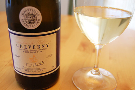 Wine of the Week: Domaine du Salvard 2010 Cheverny | A Wine for Valentine's Day... | Scoop.it