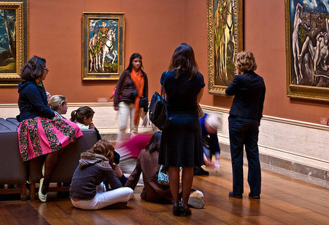 5 digital sources of thought-provoking art for classrooms | On education | Scoop.it