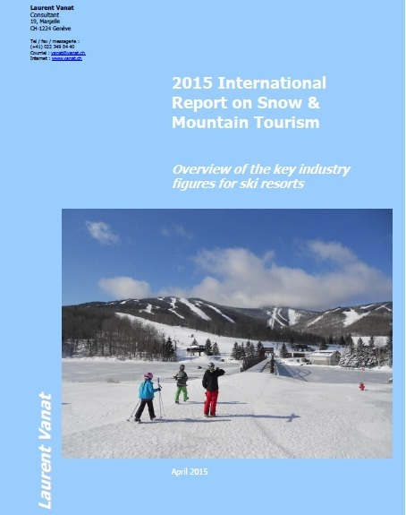 2015 International Report on Snow & Mountain Tourism - Laurent Vanat | World tourism | Scoop.it